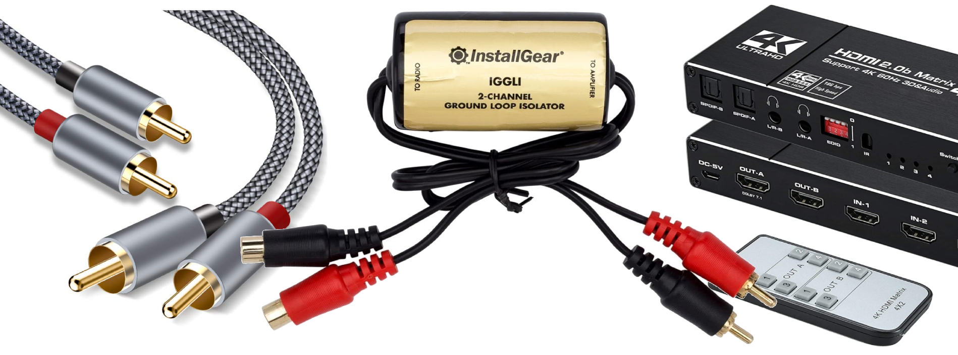 Read more about the article Sound Board Accessories and Cables